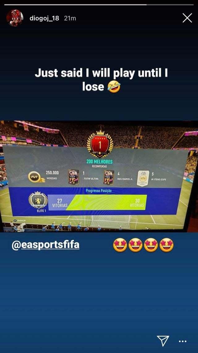 """Киберспортивное безумие: вингер """"Ливерпуля"""" вошел в число лучших геймеров мира по FIFA 21 - изображение 2"""