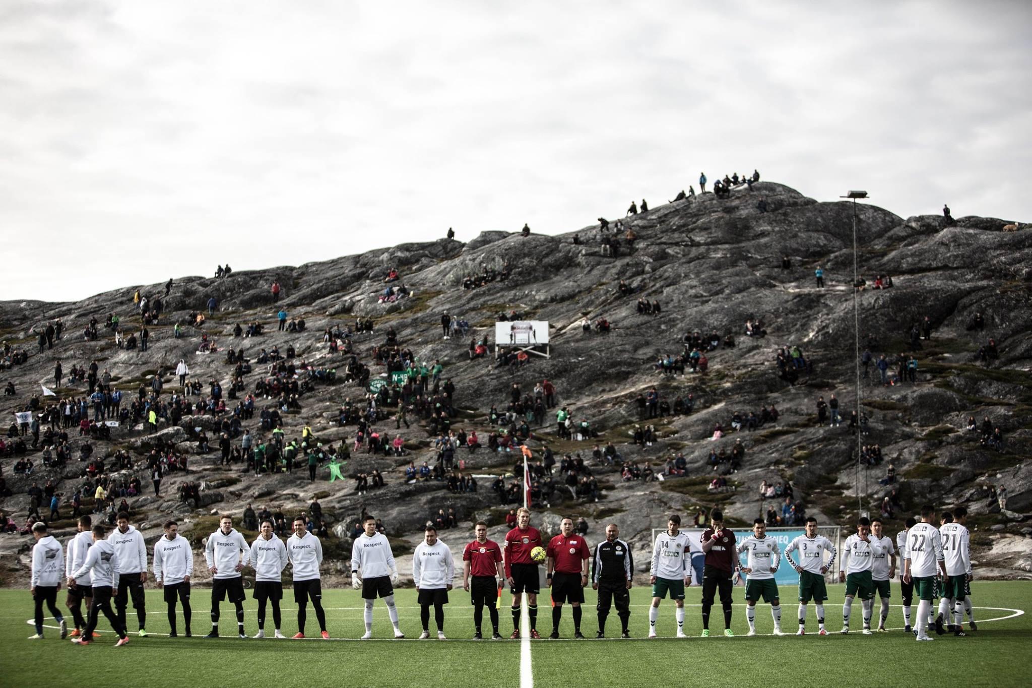 Самое короткое футбольное соревнование в мире: в Гренландии сезон длится одну неделю (+Фото, Видео) - изображение 6