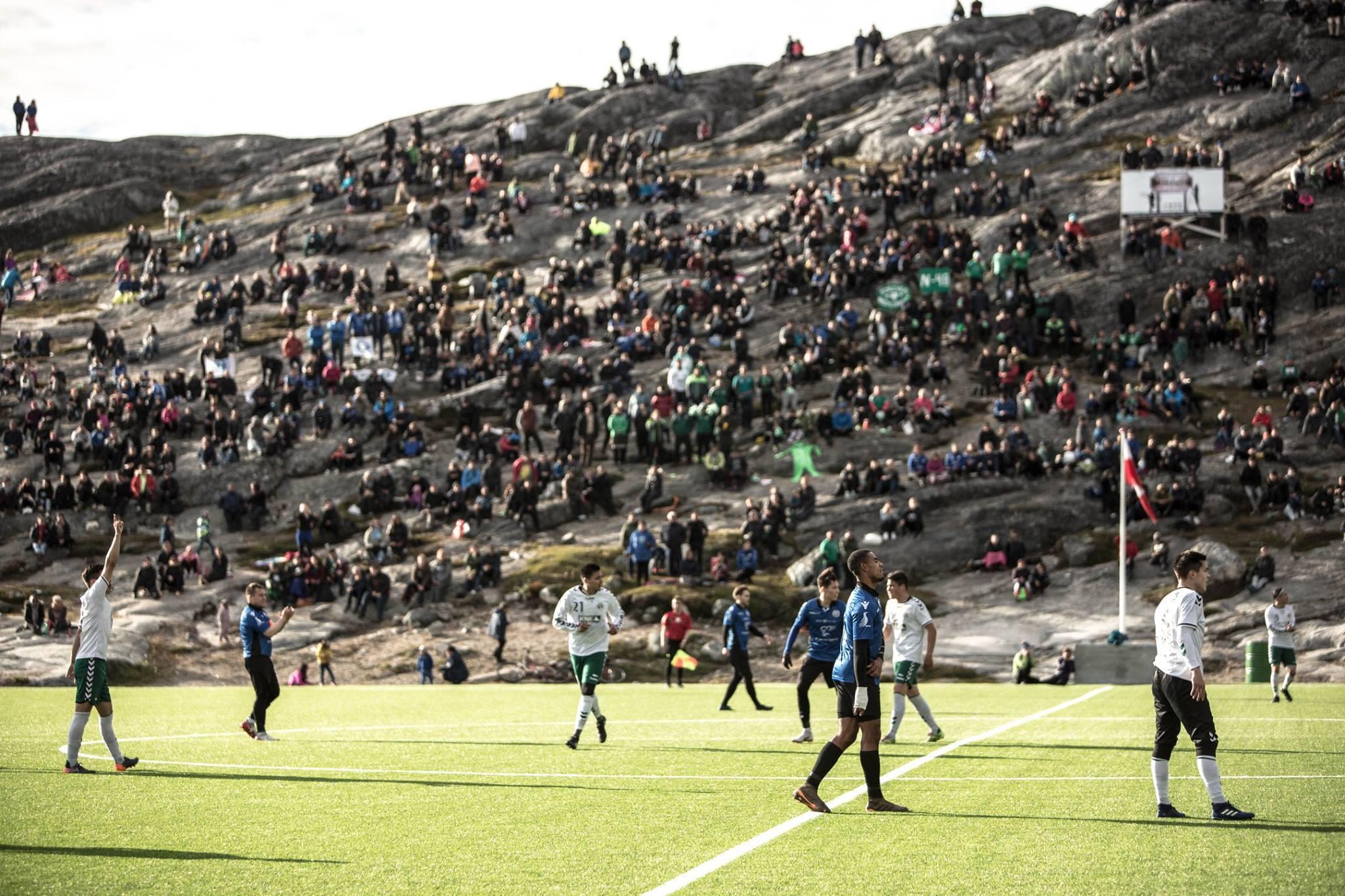 Самое короткое футбольное соревнование в мире: в Гренландии сезон длится одну неделю (+Фото, Видео) - изображение 31
