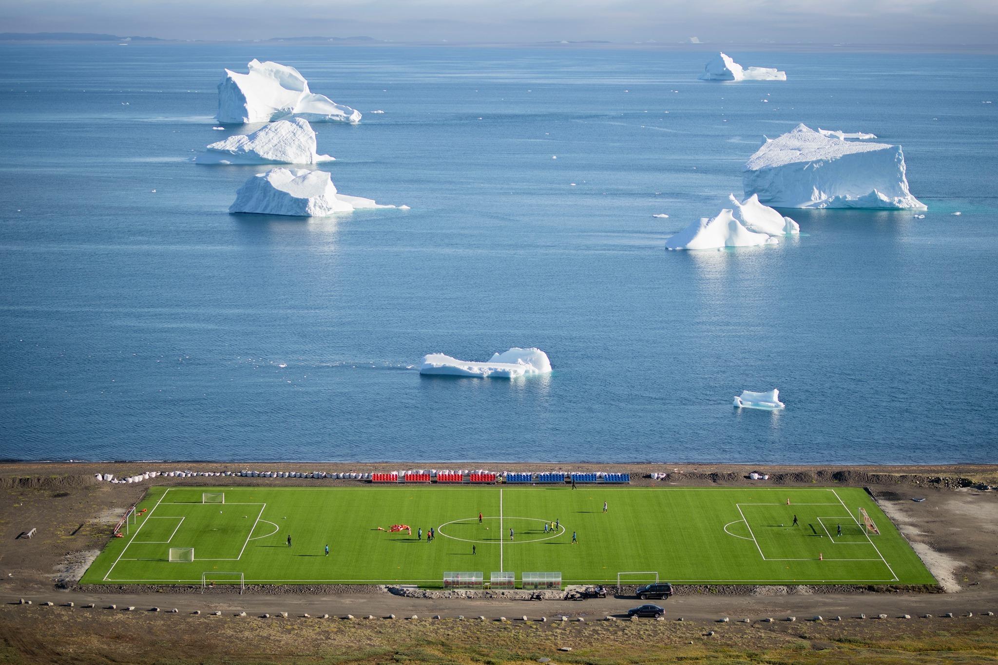 Самое короткое футбольное соревнование в мире: в Гренландии сезон длится одну неделю (+Фото, Видео) - изображение 33