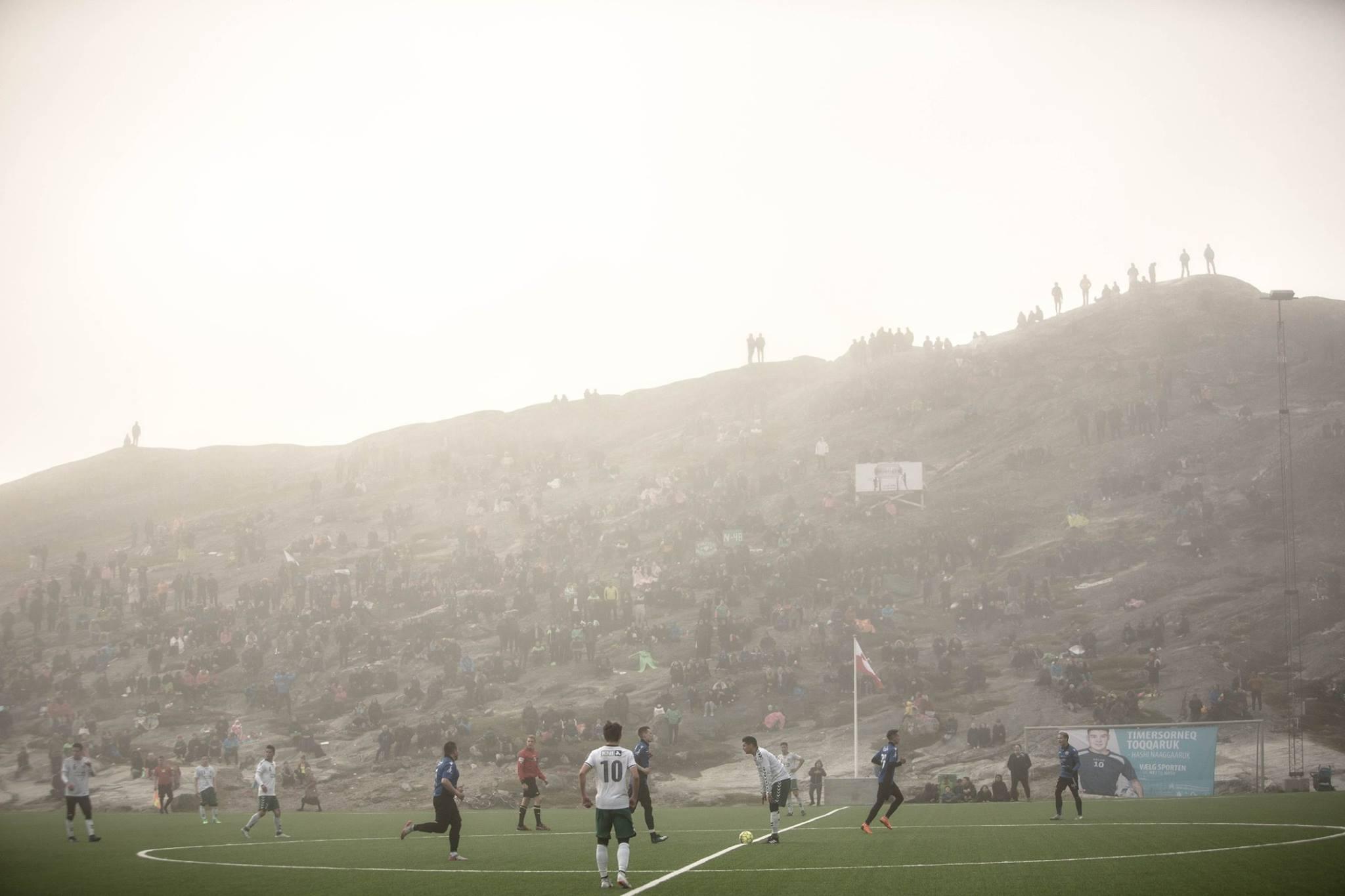 Самое короткое футбольное соревнование в мире: в Гренландии сезон длится одну неделю (+Фото, Видео) - изображение 27