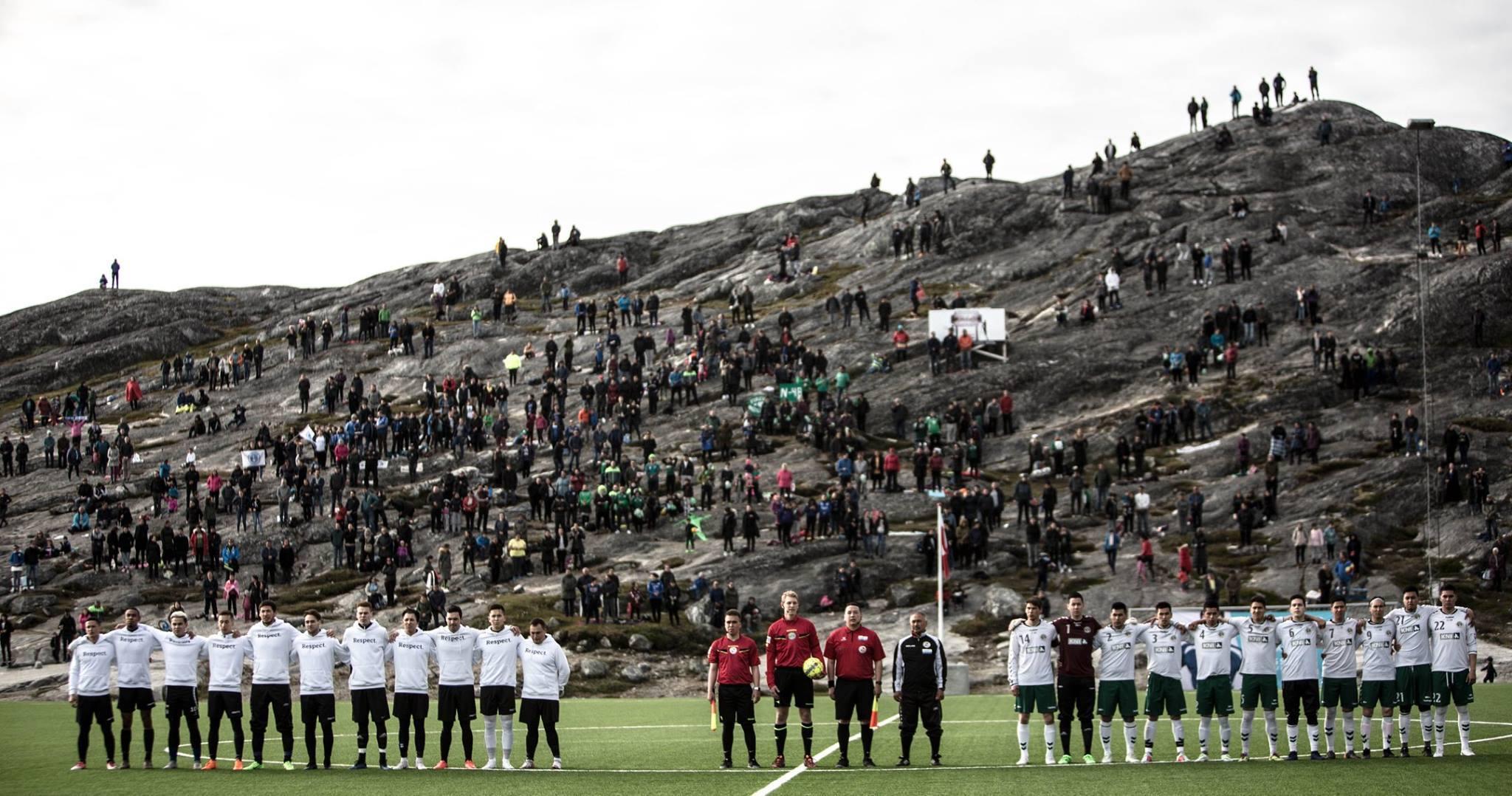 Самое короткое футбольное соревнование в мире: в Гренландии сезон длится одну неделю (+Фото, Видео) - изображение 29