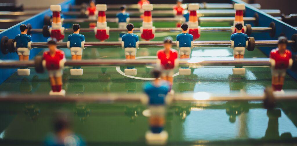 Помогут ли Месси и Рамос настольному футболу стать олимпийским видом спорта? (+Фото, Видео) - изображение 1